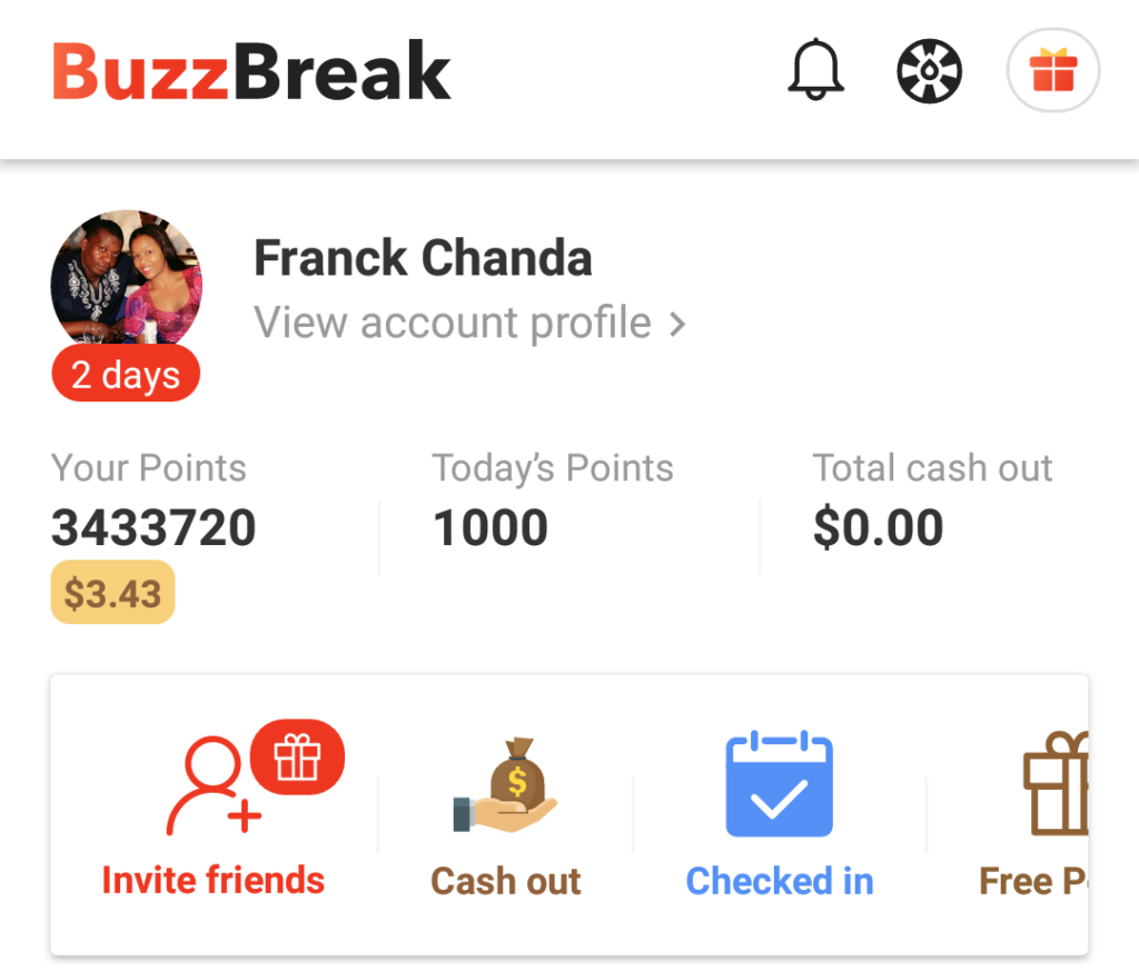 Buzzbreak Earnings