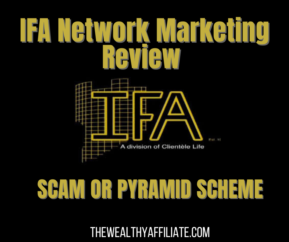 IFA Network Marketing