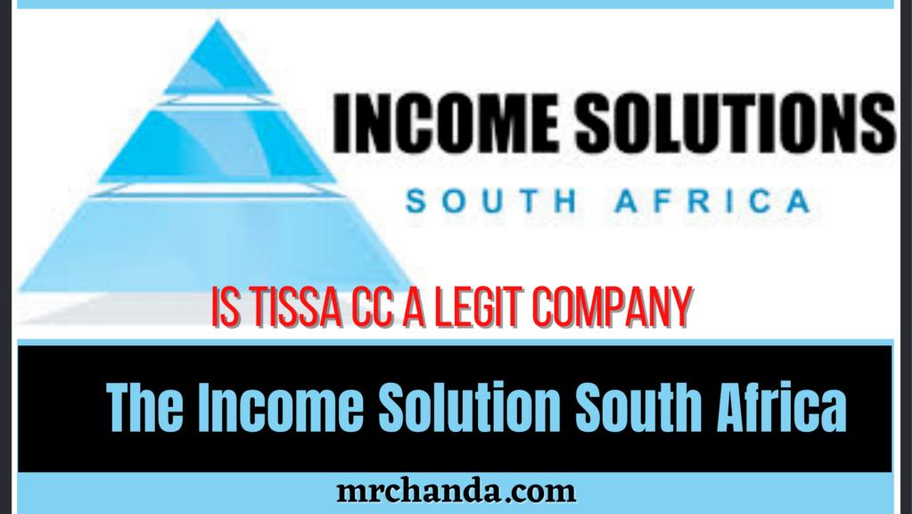 Is Tissa CC a Legit Company