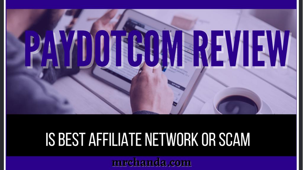 PayDotCom Review