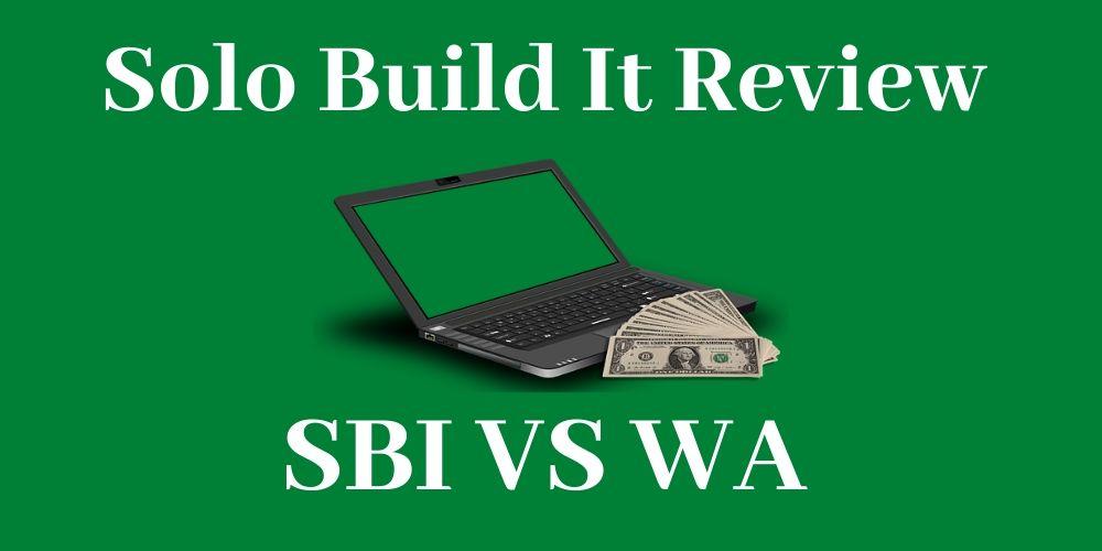 SBI VS WA