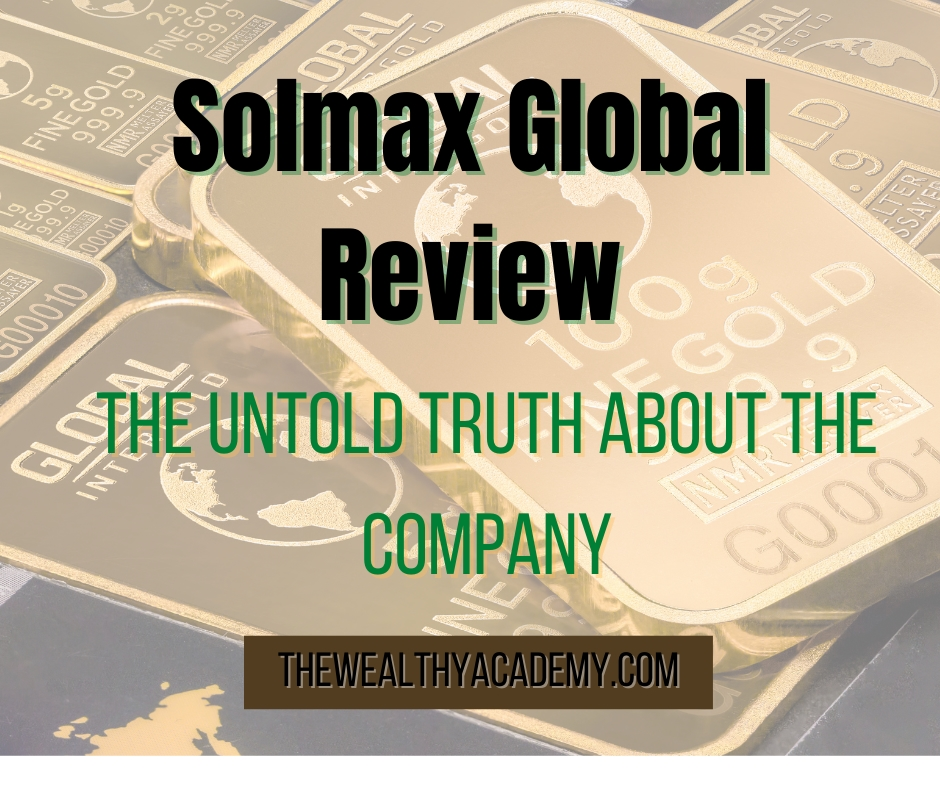 Solmax Global Review